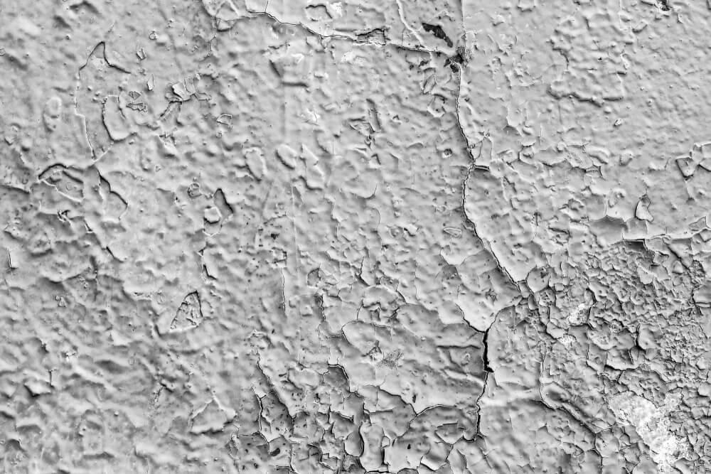 外壁のひび割れ③乾燥クラック