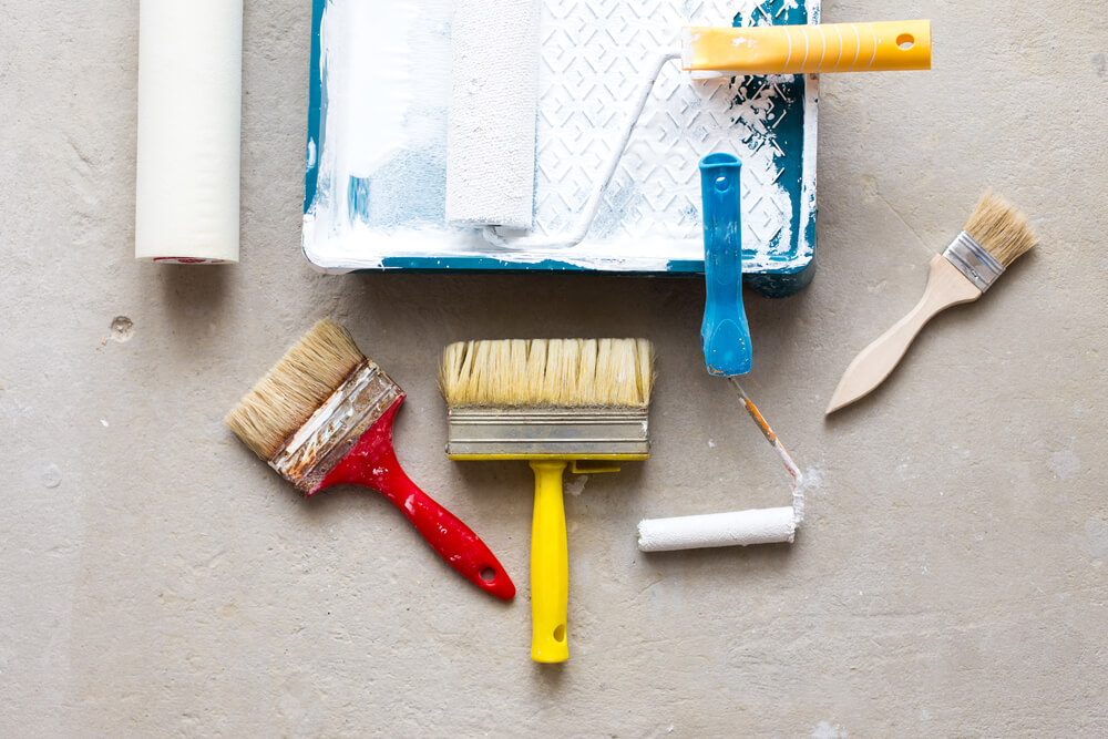 外壁塗装をDIYする時に必要な道具
